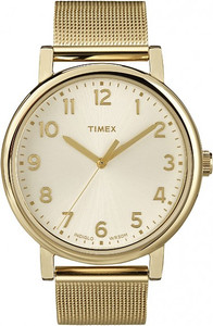 Timex T2N598 Modern Heritage: Oversize Easy Reader - Traditional