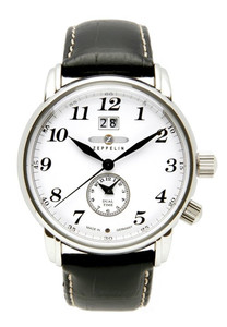 Zeppelin LZ127 Graf Zeppelin 7644-1 Dual Time Quarz