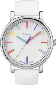 Timex T2N791 Modern Heritage: Oversize Easy Reader - Traditional