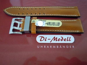 Pasek Di-Modell Offroad 1240.20.22mm r'brown